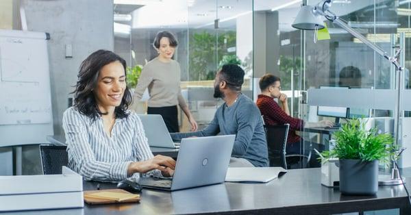 gestire gli spazi lavorativi
