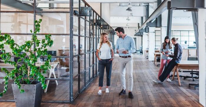 Sicurezza spazi lavorativi: come garantirla e progettarla
